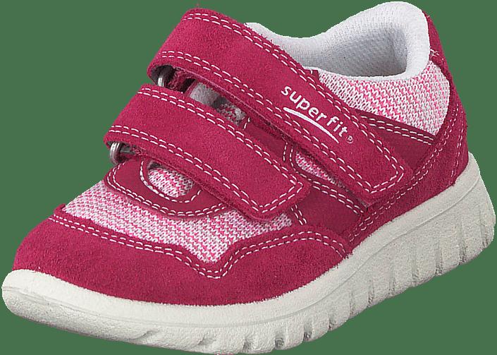 fdab3d24911 Köp Superfit Sport7 Mini Red/pink rosa Skor Online | FOOTWAY.se