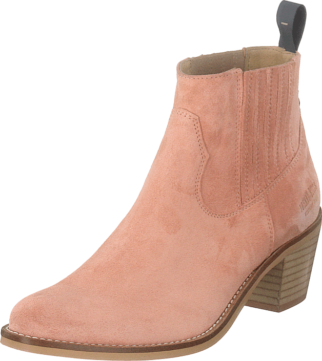 Johnny Bulls - Mid Elastic Boot Apricot
