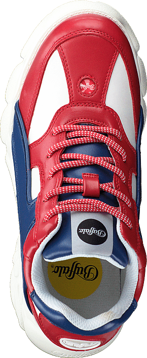 Buffalo - Colby Red / Blue / White