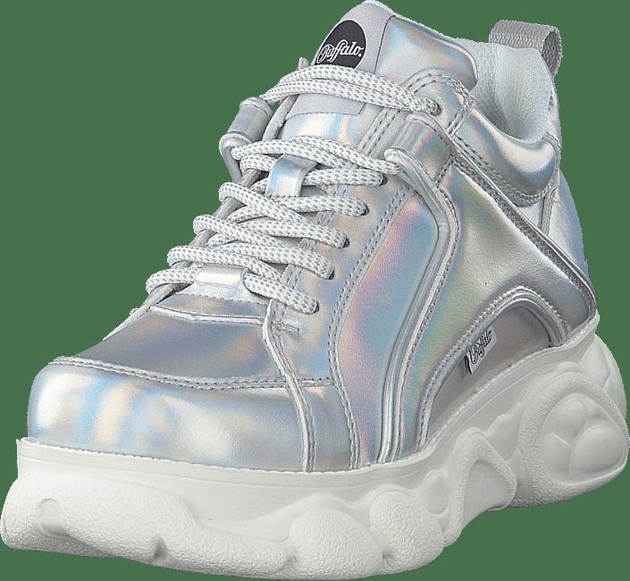 Kjøp Buffalo Corin Silver sko Online | FOOTWAY.no