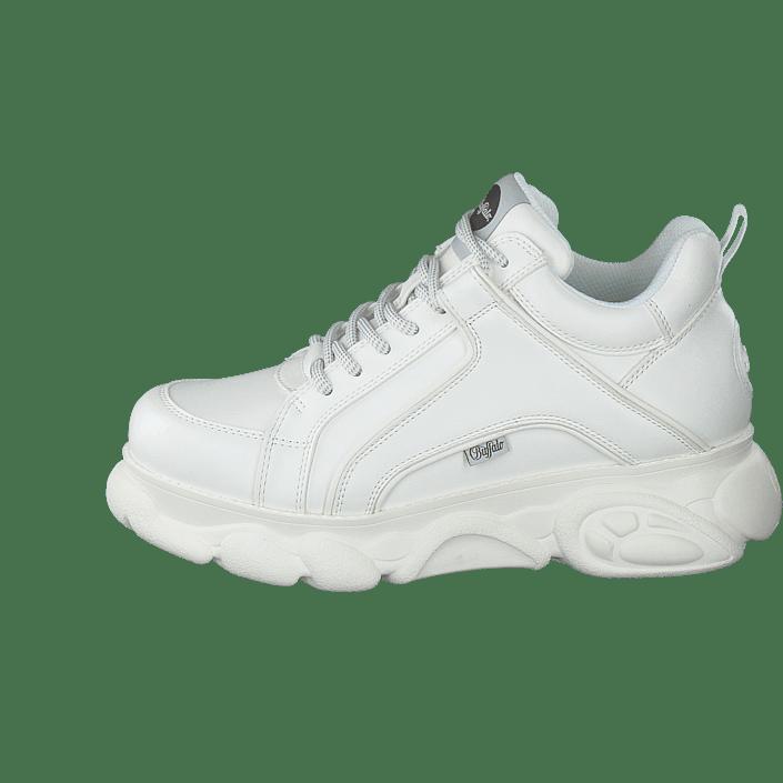 808015a600578 Kup Buffalo Corin White białe Buty Online | FOOTWAY.pl