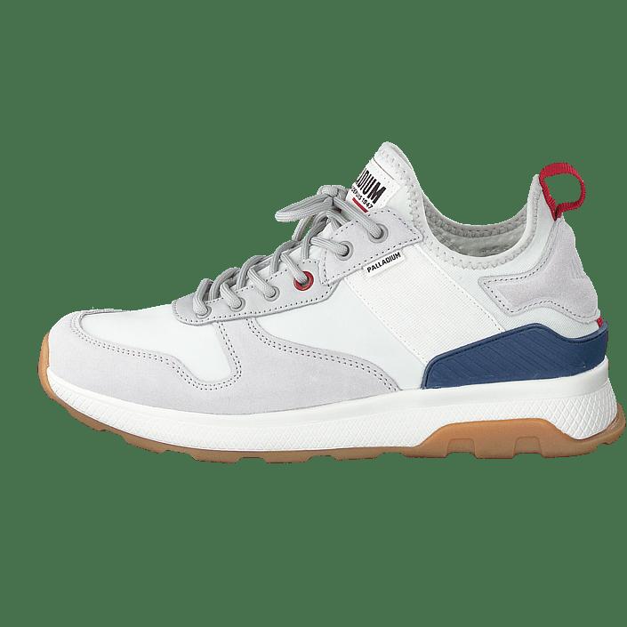 Köp Palladium Ax_eon Army Runner Vaporous Grey Skor Online