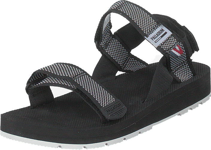 Palladium - Outdoorsy Strap Black