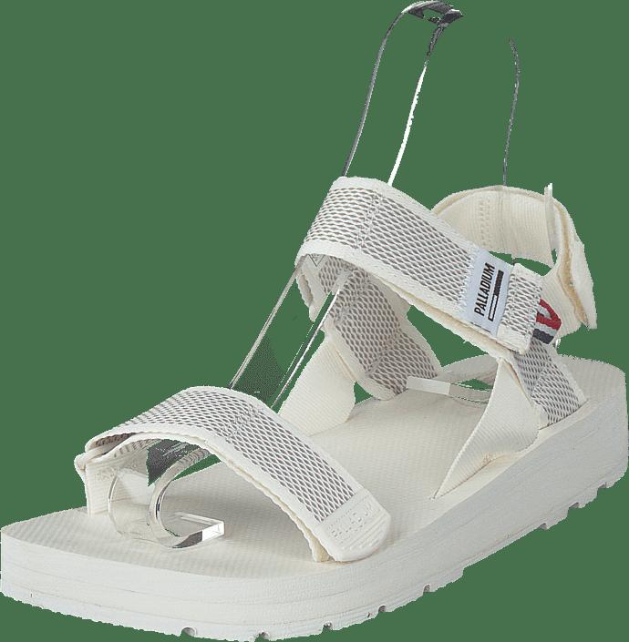 Palladium - Outdoorsy Strap White