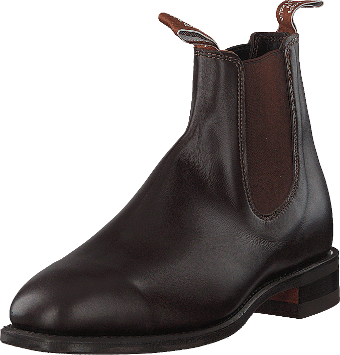 RM Williams Comfort Craftsman (g Fit) Chestnut bruna Skor Online