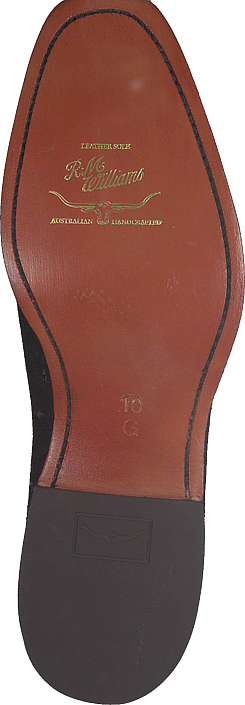 Adelaide Rubber Sole (G Fit) Dark Tan