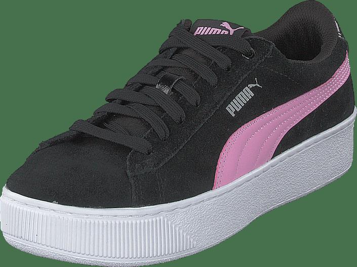 Puma - Vikky Platform Jr Blk/pink