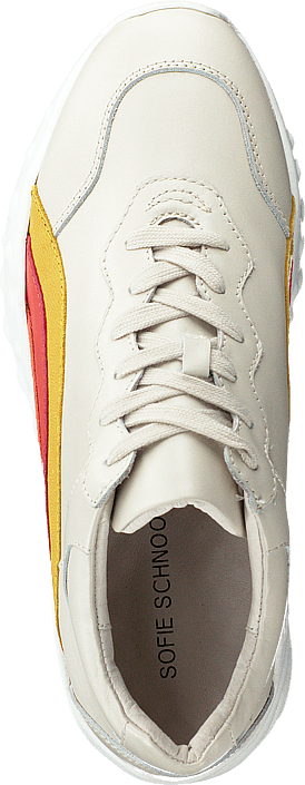 Kjøp Sofie Schnoor Sneaker Rainbow Off Off White sko