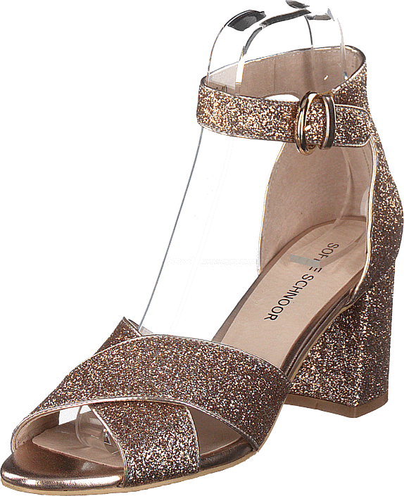Sandal High Champagne