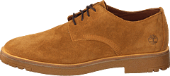 Folk Gentleman Ox Rust Suede