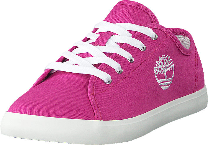 Timberland - Newport Bay Canvas Ox Bright Pink Canvas