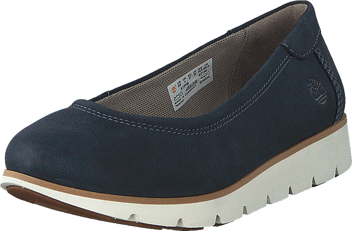 Florence Air Ballerina Dark Blue Nubuck