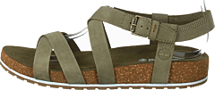 Malibu Waves Ankle Olive Nubuck