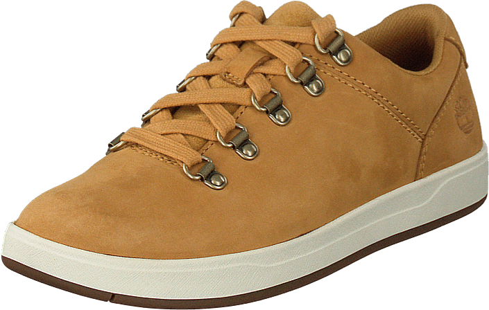 Timberland - Davis Square Alpine Ox Wheat Nubuck