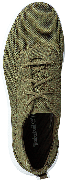Timberland Flyroam Flexiknit Ox Martini Olive, Sko, Sneakers & Sportsko, Sneakers, Grøn, Herre, 40