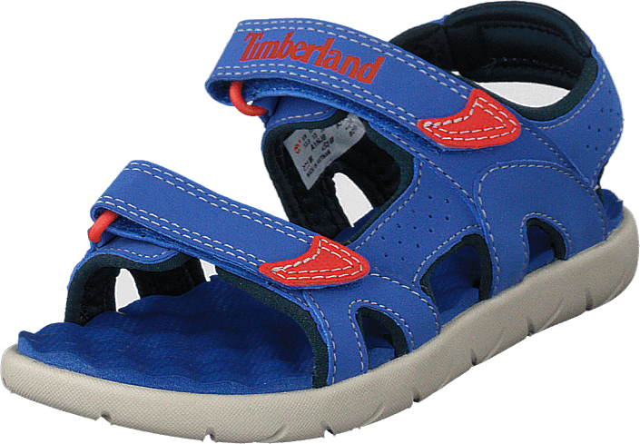 Perkins Row 2-strap Bright Blue