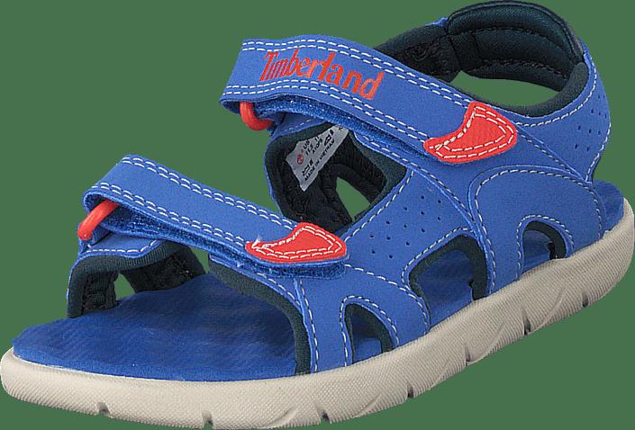 Timberland - Perkins Row 2-strap Bright Blue