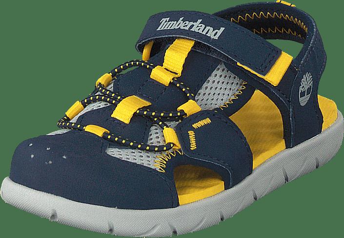 Timberland - Perkins Row Fisherman Navy/yellow