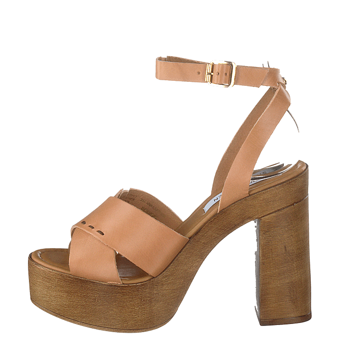 5ac06e75880 Buy Steve Madden Liliana Tan Leather brown Shoes Online