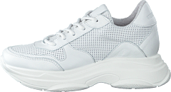 Zela-p White Leather