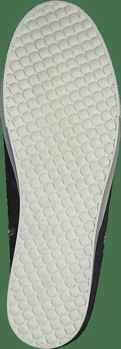 Steve Madden Wanda Wedge Sneaker Black Suede 9541277896