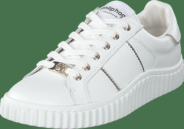 Hvide Hog Sportsko White Og Sneakers Sko Køb 60163 Online 92 Philip Mila ZIqwwzg5