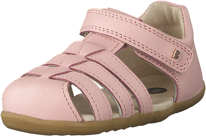 Bobux SU Jump Closed Sandal Seashell Pink