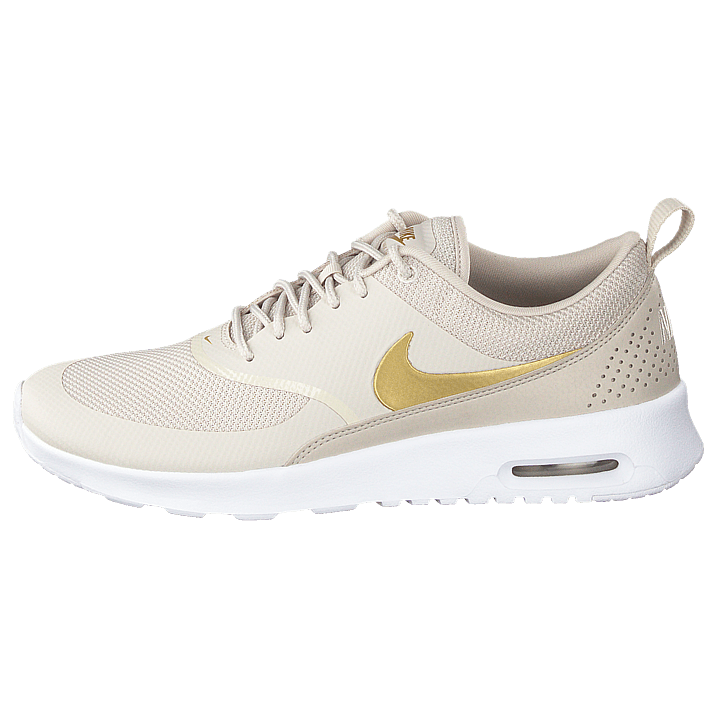 Nike Wmns Air Max Thea J Black Metallic Gold White | Footshop