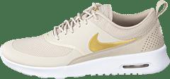 competitive price 4dca0 33e8e Nike - Wmns Air Max Thea Cream white metallic Gold