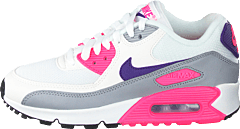 info for a40a5 62fe6 Nike - Wmns Air Max 90 White court Purple-wolf Grey