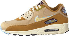 purchase cheap da519 c9c10 Nike - Air Max 90 Premium Muted Bronze light Cream-royal