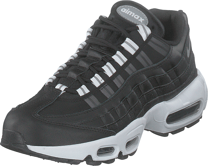 Wmns Nike Air Max 95 Og Black/white/reflect Silver