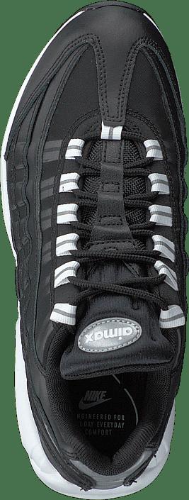 Kjøp Nike Wmns Air Max 95 Og Black/white/reflect Silver Sko Online