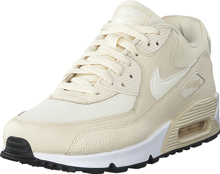 Wmns Air Max 90 Shoe Light Creamblacksail