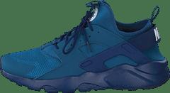 Danmark Nike Huarache Run GS Thunder Blå Obsidian Obsidian