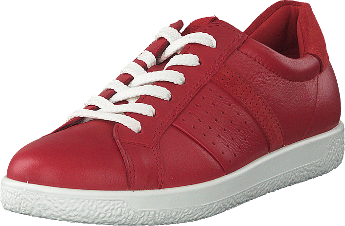 e7ae5729cf78 Buy Ecco Soft 1 Chili Red Tomato red Shoes Online