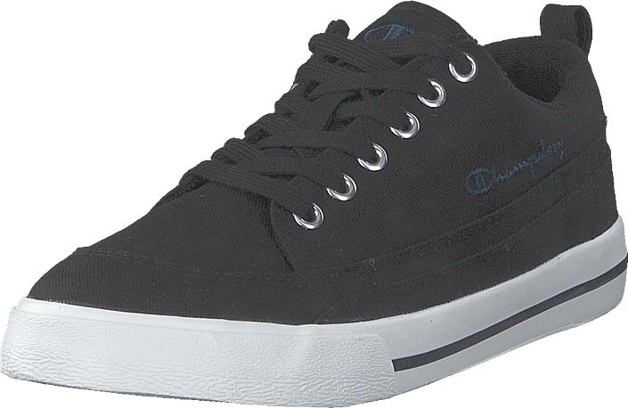 Champion - Low Cut Shoe Crew Black Beauty