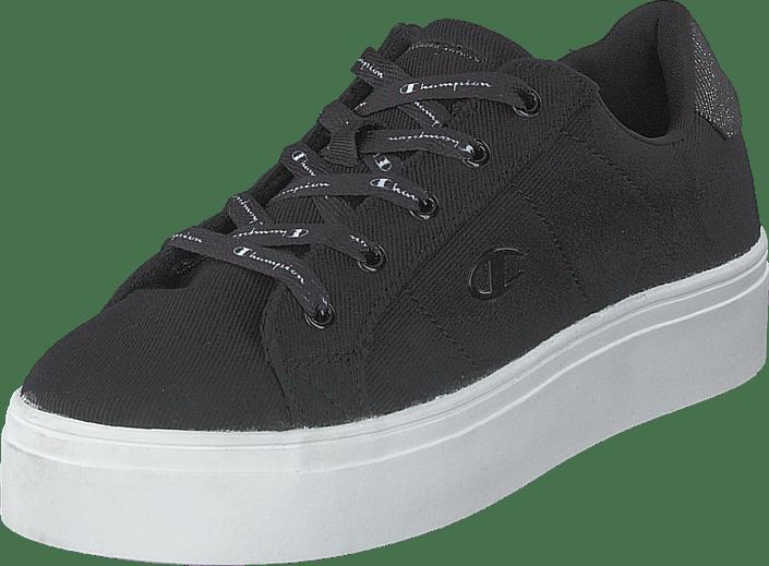 Champion - Low Cut Shoe Alex Platform Black Beauty