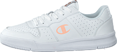 Low Cut Shoe Rls White