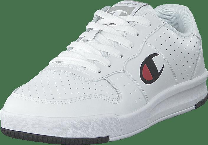 Low Cut Shoe Rls White