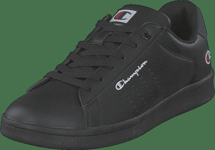 Champion - Low Cut Shoe Shadow Pu Black Beauty