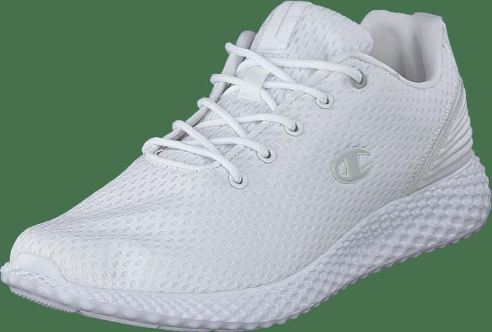 ec3023603 Low Cut Shoe Sprint White B