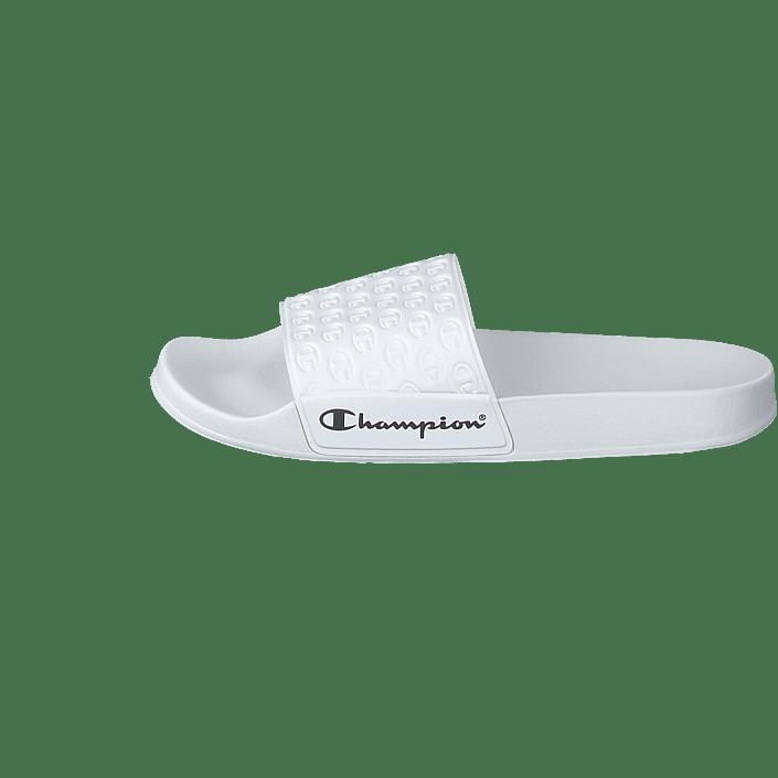 Online 01 Hvide Og 60166 Tøfler White Køb Sandaler Pride Slide Champion Sko xwPSYHIq