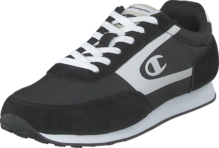 Champion - Low Cut Shoe Sirio Black Beauty