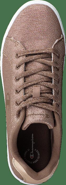 Low Cut Shoe Alex Glitter Ginger Snap
