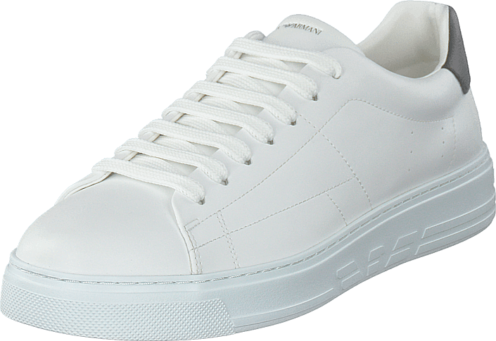 Emporio Armani - Sneaker X4x226 D611 Optical White/black