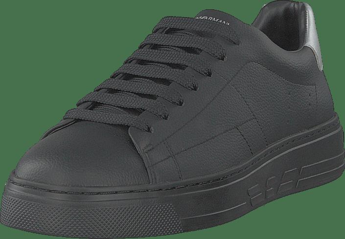 Emporio Armani - Sneaker X4x226 A864 Black/silver