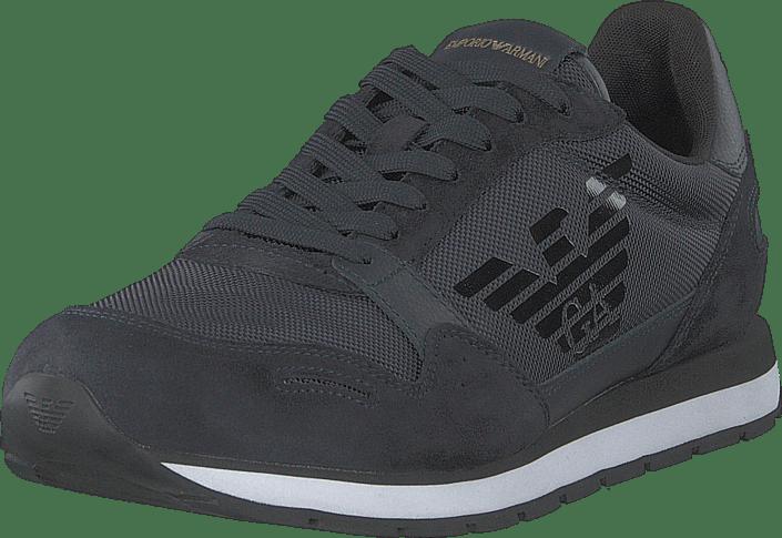 2ba3cc79c30 Köp Emporio Armani Sneaker X4x215 T370navy/navy svarta Skor Online ...