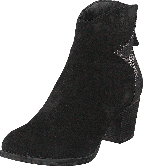 Skechers - Womens Taxi - Starbright Blk