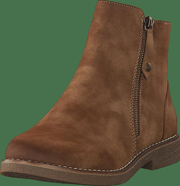Brune Cognac Sko Kjøp 24 Online 97890 Rieker Boots wInq1vO